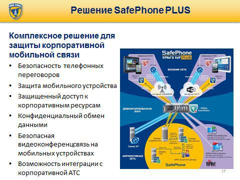 SafePhone PLUS